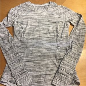 Lululemon RULU pullover run sz8 soft wee space 🍂